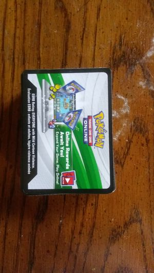 93 pokemon tcg code cards for Sale in Maineville, OH