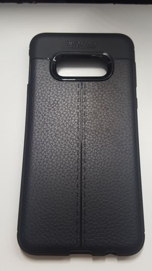 Case for samsung galaxy s10e lite black slimcase new 7firm shiping only for Sale in Phoenix, AZ