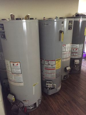 Water heaters 🚿 for Sale in Los Angeles, CA