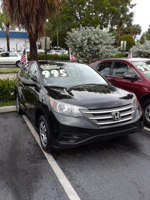 2014 Honda CRV $995 DOWN for Sale in Plantation, FL