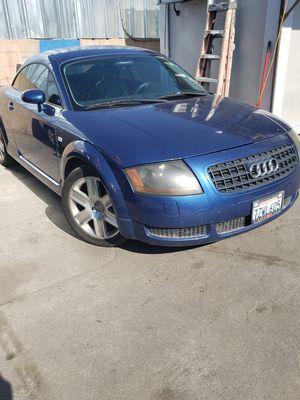 2003 Audi tt for Sale in Vernon, CA