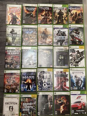 Great Xbox 360 Games for Sale in Norco, CA