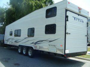 Custom built Titan 30ft 2007 for Sale in Signal Hill, CA