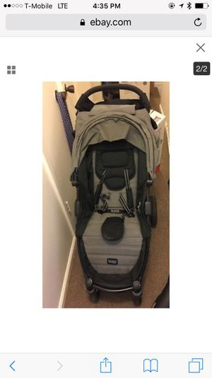 Britax B-Agile 4 stroller and B-Safe 35 car seat and base for Sale in Houston, TX