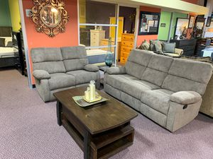 Recliner sofa and recliner loveseat for Sale in Oakland, CA