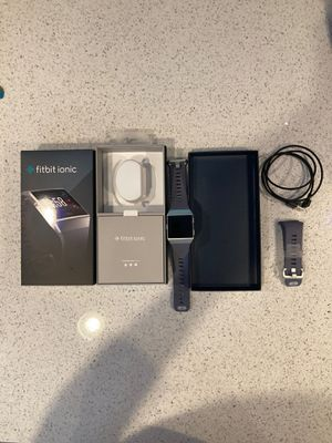 Fitbit Ionic for Sale in Portland, OR