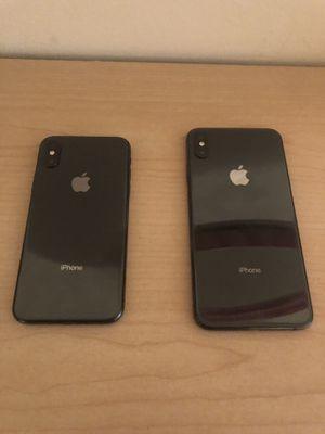 iPhone XS & XS Max(unlocked) for Sale in Chesapeake, VA