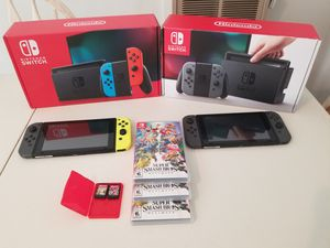 Nintendo switch deals for Sale in Fontana, CA