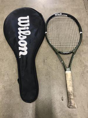 Wilson tennis racket for Sale in Garden Grove, CA