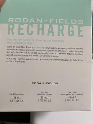 Rodan and Fields REcharge regimen brand new for Sale in Midlothian, VA