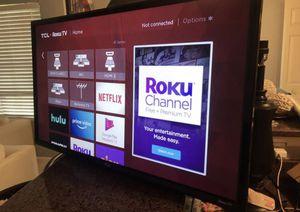 tv 32 TCL roku smart tv for Sale in Altamonte Springs, FL