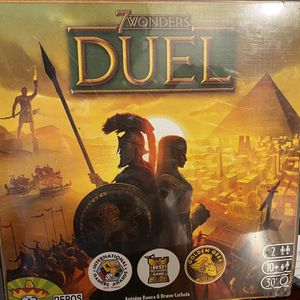 7 Wonders Duel Board Game for Sale in Columbia, MD