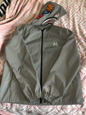 Bape 3M Reflective Jacket for Sale in Kissimmee, FL