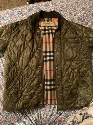 Burberry men's jacket for Sale in Rockville Centre, NY