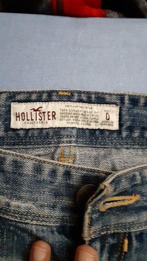 HOLLISTER denim short shorts size 0 for Sale in Oceanside, CA