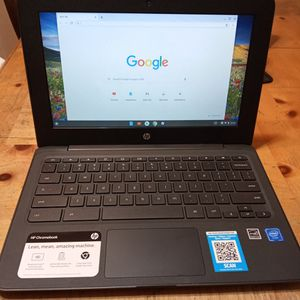Hp Cromebook Laptop Like New for Sale in Knights Landing, CA