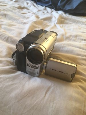 Sony Video Camera Recorder for Sale in Lake Elsinore, CA