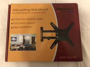 Articulating Wall Mount for Sale in Lake City, MI