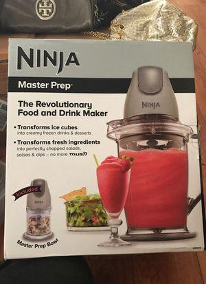 Ninja blender. Never used for Sale in Los Angeles, CA