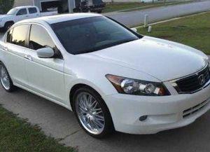 2008 Honda Accord EXL for Sale in Pawtucket, RI
