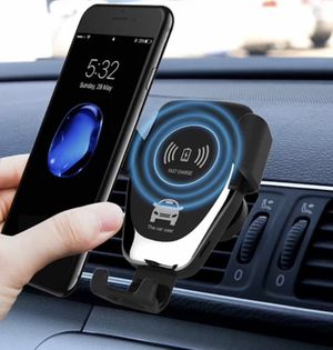 Qi Car Charger Holder for Sale in Jurupa Valley, CA