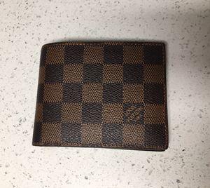 Louis Vuitton LV Mens Multiple brown Damier Wallet for Sale in Avondale, AZ