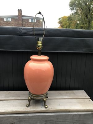 Vintage table Lamp🔥🔥❤️ for Sale in Grosse Pointe Shores, MI