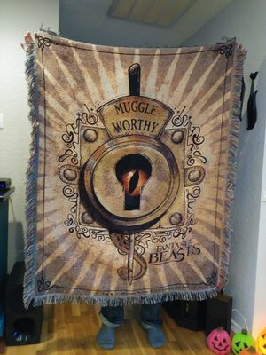 Throw Blanket for Sale in Puyallup, WA