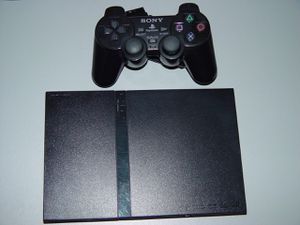 Sony Playstation PS2 Slim 250GB MOD + Free Mcboot + Games for Sale in Anaheim, CA