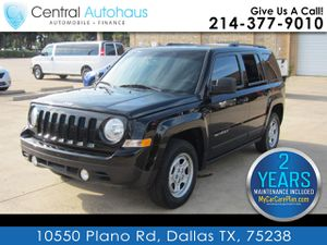2017 Jeep Patriot for Sale in Dallas, TX