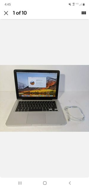 "Apple MacBook Pro 13"" Mid 2010 Core Duo 2.4 GHz 6GB 120GB SSD High Sierra Laptop. for Sale in Glendale, AZ"