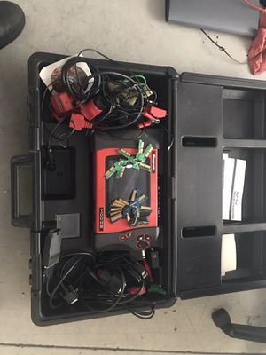 Snap on modis diagnostic tool automotive scanner keys for Sale in Hacienda Heights, CA