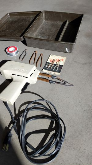 Craftsman 200 Electric Soldering Gun for Sale in Gilbert, AZ