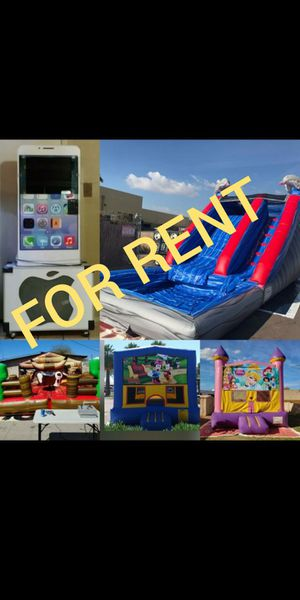 """for you next party's """"ask for the price"""" RENT ME Mesa, Chandler, Tempe, Gilbert, Apache Junction, Queen Creak, and parts of Phoenix near Mesa. for Sale in Mesa, AZ"""