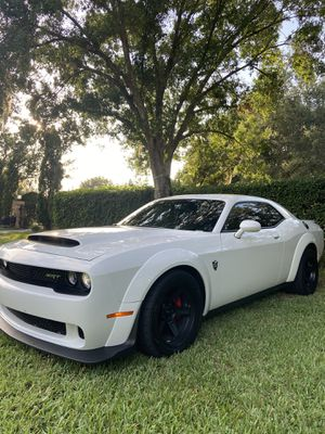 2018 Dodge Challenger SRT Demon for Sale in Windermere, FL