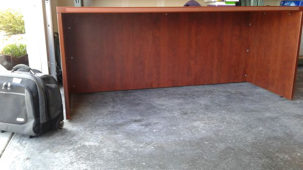 Desk, excellent size for sewing table.