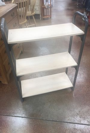 Small shelf with 3 shelves for Sale in Independence, OR