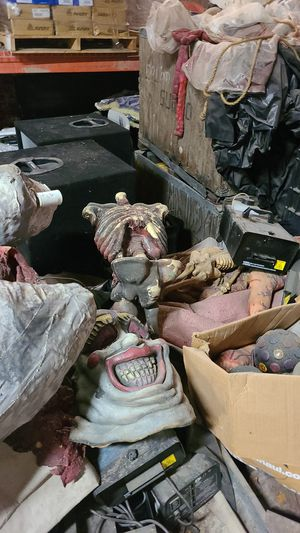 Halloween props & smoke machines for Sale in Fresno, CA
