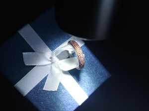 Red diamond ring for Sale in Detroit, MI