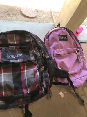 Brand new jansports backpacks for Sale in Phoenix, AZ