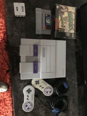 SNES Super Nintendo for Sale in Orlando, FL