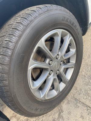 Jeep Gand Cherokee factory rims for Sale in Cicero, IL