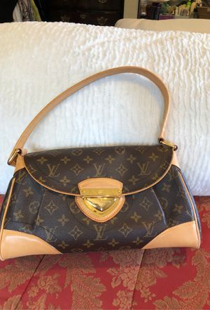 Authentic Louis Vuitton monogram Beverly MM Shoulder Bag for Sale in Gig Harbor, WA