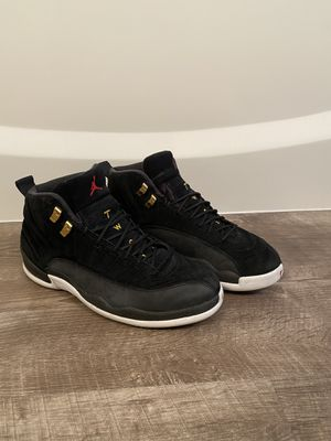 Air Jordan Retro 12 Reverse Taxi Size 10 for Sale in Bothell, WA