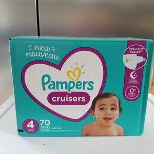 Pampers Size 4 for Sale in Ontario, CA