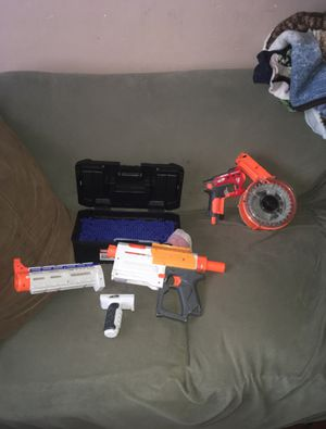 Nerf guns and ammo for Sale in Oklahoma City, OK