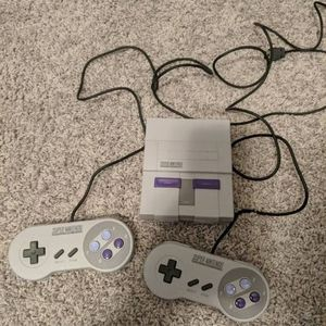 SNES Classic Super Nintendo Classic for Sale in Rowlett, TX