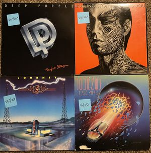 7 Rock Records for Sale in Chino Hills, CA