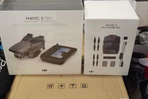 DJI Mavic 2 Pro-Drone Quadcopter with smart controller and fly more kit for Sale in Jersey City, NJ