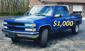 🔥$1000 I'm selling my Chevrolet 1500 Silverado 1997 for Sale in Chattanooga, TN